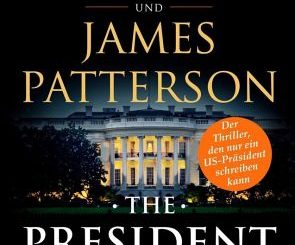 Bill Clinton / James Patterson - The President Is Missing - Tipp im Juni